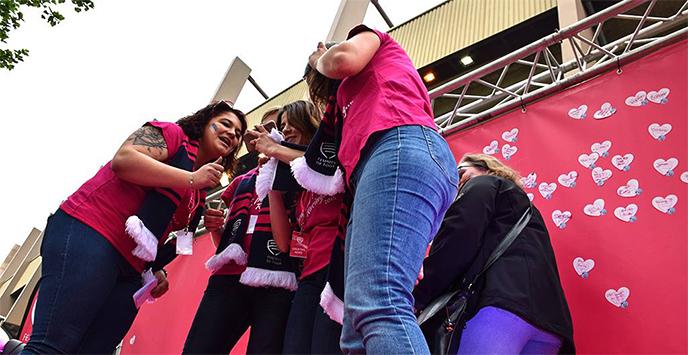 Joyeux Anniversaire A Femmes De Foot Racing Club Strasbourg Alsace