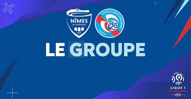 29 EME JOURNEE DE LIGUE 1 CONFORAMA : NÎMES OLYMPIQUE - RACING CLUB DE STRASBOURG ALSACE  Norcsa-groupe-633x327