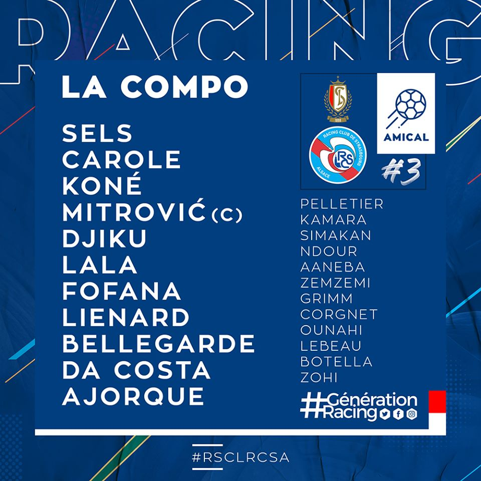 composition rscl rcsa