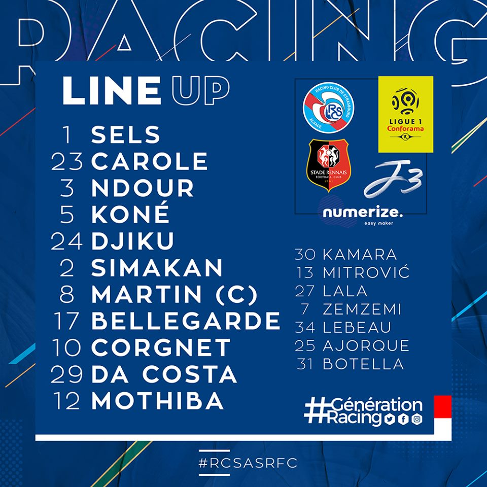 compo racing rennes
