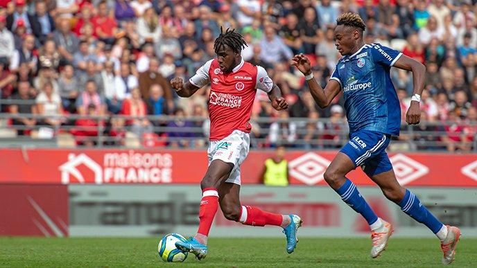 Stade de Reims-Racing : Mohamed Simakan, votre homme du match by Mutest