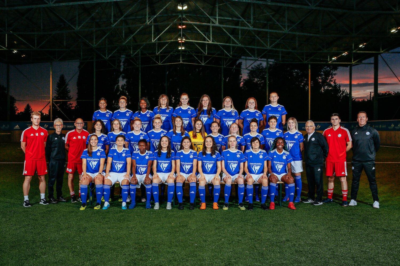 equipe senior feminine 19 20