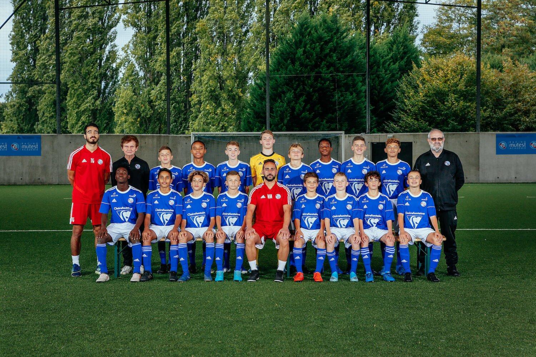 equipe u14 masculine 19 20