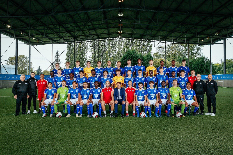 equipe u19 masculine 19 20